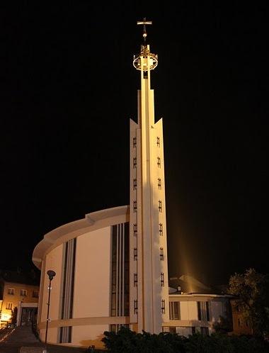 Kostel sv. Anežky České, Hustopeče u Brna