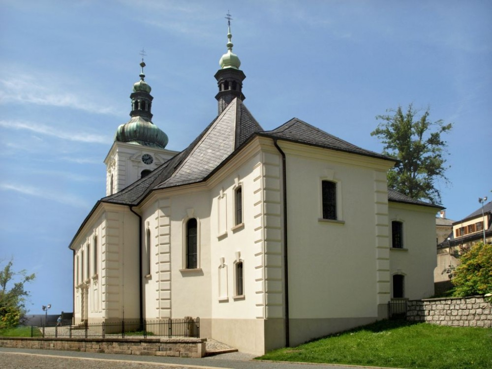 Koncert jedna báseň v kostele sv Anny, Jablonec nad Nisou