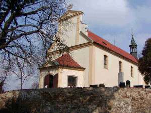 Chrám Nanebevzetí P.Marie v Modřanech