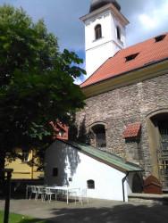 Kostel sv. Michala v Jirchářích