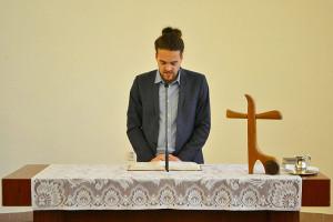 Čtení z Bible při bohoslužbách