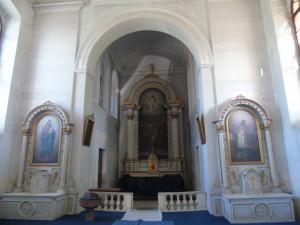 Sv. Fratišek Serafínský, Kněžmost 1.JPG