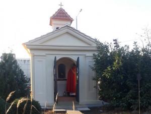 Praha 4 - Hodkovičky, kaple sv. Bartoloměje, foto  / Autor fotografie: I. Bažant
