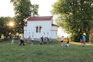 Foto kaple Zdiměřice