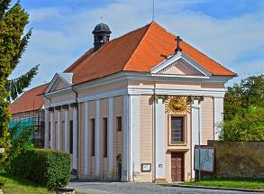 Kostel Povýšení sv. Kříže, Buštěhrad