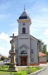 Babice, kostel sv. Cyrila a Metoděje