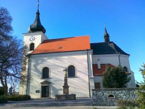 kostel sv. Václava a sv. Víta
