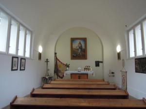 Kaple v Chyňavě / Kaple Husova sboru v Chyňavě / Autor fotografie: Macháčková