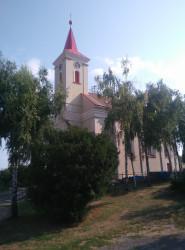 Heršpický kostel