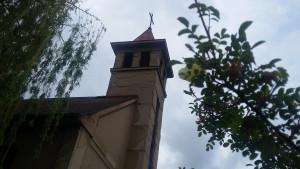 Kostel Nejsvětějšího srdce Ježíšova / Autor fotografie: Š. Kurková