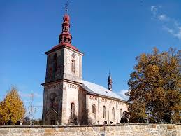 Litíč kostel Nejsvetejsi Trojice