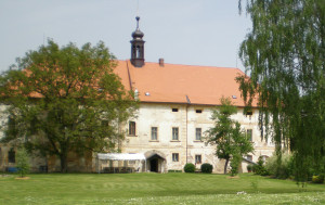 Štěnovice kostel sv. Prokopa