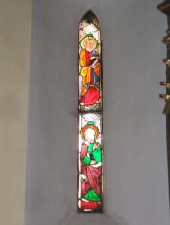Praha-Slivenec, kostel Všech svatých