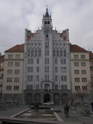 Praha 6 - Dejvice, Husův sbor