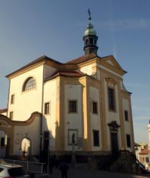 Benešov, kostel sv. Anny