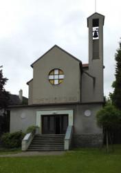 Dobříš, kostel ČCE