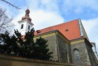 kostel sv. Michala vJirchářích