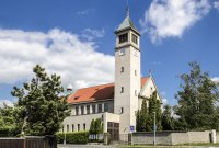 kostel Panny Marie Královny míru