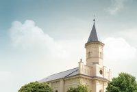 evangelický kostel SCEAV