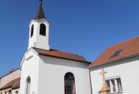 kaple Marie Matky Páně