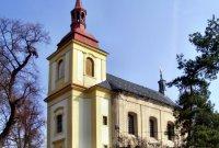 kostel sv. Václava, hřbitov