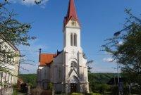 kostel Narození Panny Marie, Horní Ročov