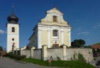 kostel sv. Vavřince, Okrouhlice