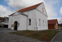 kostel Cyrila a Metoděje (bývalá synagoga)