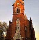 kostel sv. Františka a Viktora