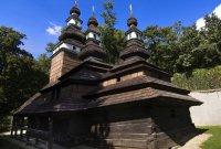 chrám sv. Michala, zahrada Kinských