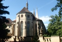 kostel Panny Marie a sv. Jeronýma, sv. Cyrila a Metoděje, sv. Vojtěcha a Prokopa