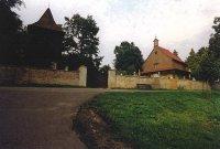 Hradec Králové - Třebeš, kostel sv. Jana Křtitele, Kopec Sv. Jana