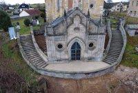 kostel Nejsvětější Trojice, hřbitov
