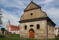 starý gotický kostel
