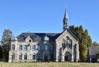 kaple Nejsvětějšího srdce Ježíšova, klášter sv. Karla Boromejského