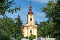 kostel sv. Martina, hřbitov