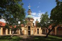 kostel Panny Marie Vítězné, Bílá Hora
