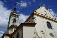 klášterní kostel sv. Františka