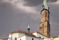 kostel sv. Jana Křtitele ve Frýdku