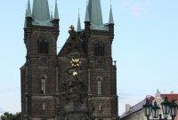Chrudim, kostel Nanebevzetí Panny Marie