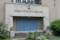 modlitebna Českobratrské církve evangelické