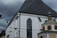 dominikánský kostel Neposkvrněného početí Panny Marie