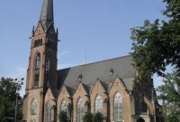 kostel sv. Alžběty Uherské