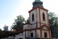 kostel Nejsvětější Trojice, Podskalí