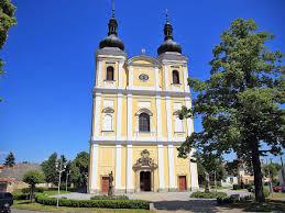 Bystre, kostel sv.Jana Krtitele