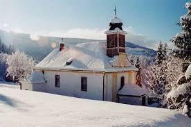 Špindlerův Mlýn, kostel sv. Petra