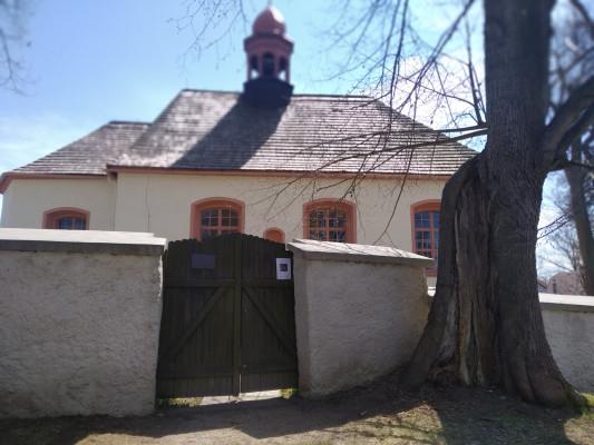 Kostel sv. Kateřiny, Olšová Vrata