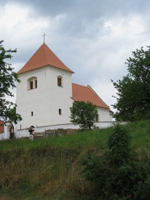 kostel sv. Michaela Archanděla v Soběšíně