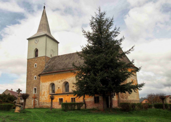 kostel sv. Maří Magdalény, Mladějovice