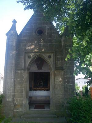 kaple sv. Josefa Zámostí / Autor fotografie: Martina Vančurová